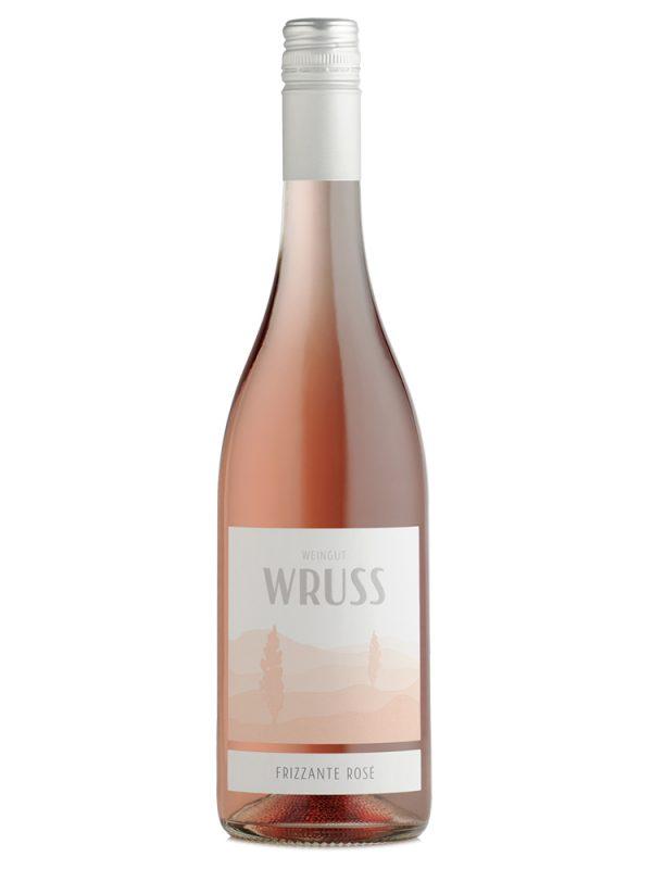 Frizzante Rosé 2018 vom Weingut Wruss.