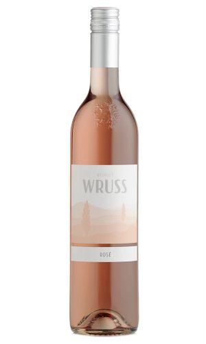 Rosé 2018 vom Weingut Wruss.