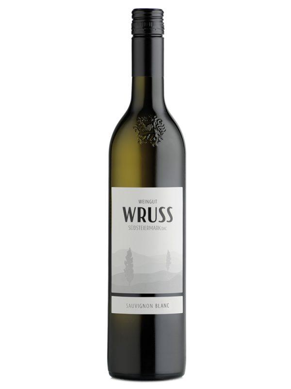 Sauvignon Blanc 2018 vom Weingut Wruss.