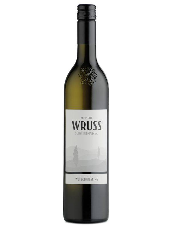 Welschriesling 2018 vom Weingut Wruss.