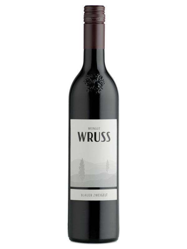 Blauer Zweigelt 2017 vom Weingut Wruss