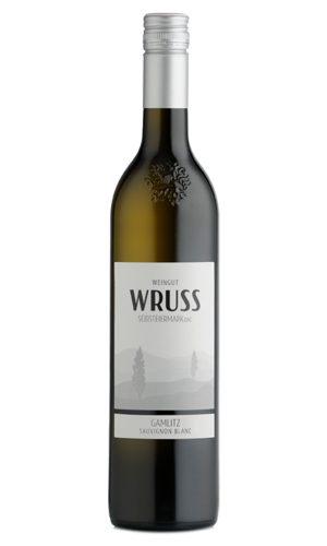 Sauvignon Blanc Gamlitz vom Weingut Wruss.